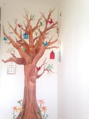 Een sprookjesboom!