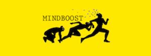 Ontwerp voor het logo van Mindboost!
