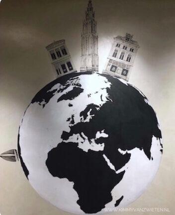 Een eigen ontwerp voor Marksmen in Groningen